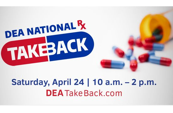 DEA Drug Take Back Day 2021