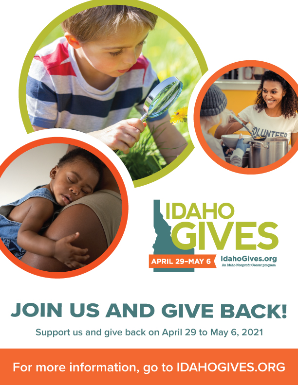 Idaho Gives 2021 image