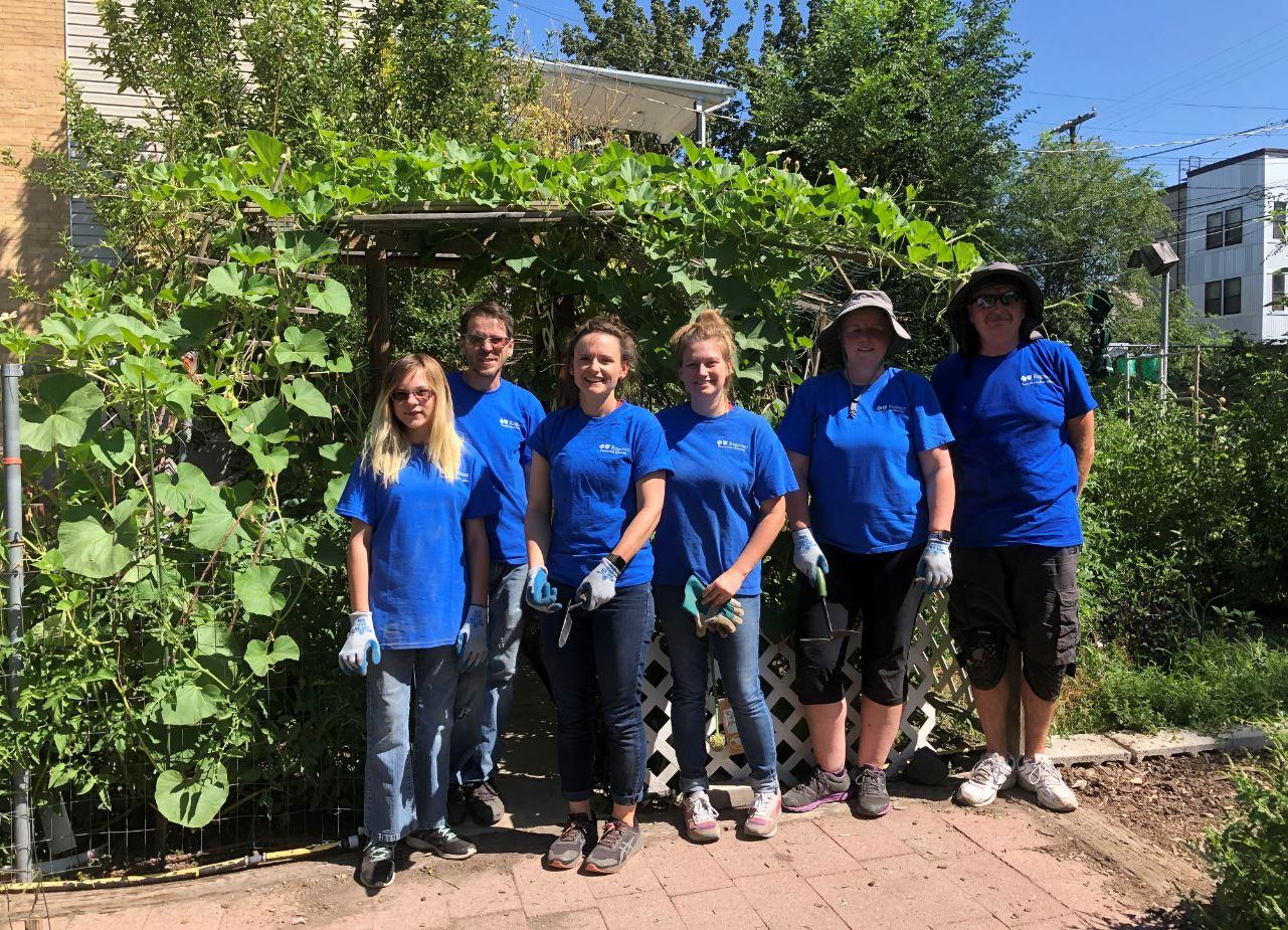 Wasatch Community Gardens in Utah