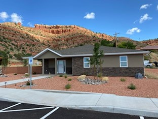 The Childrens Justice Center in Kanab Utah