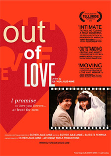 Out of Love poster