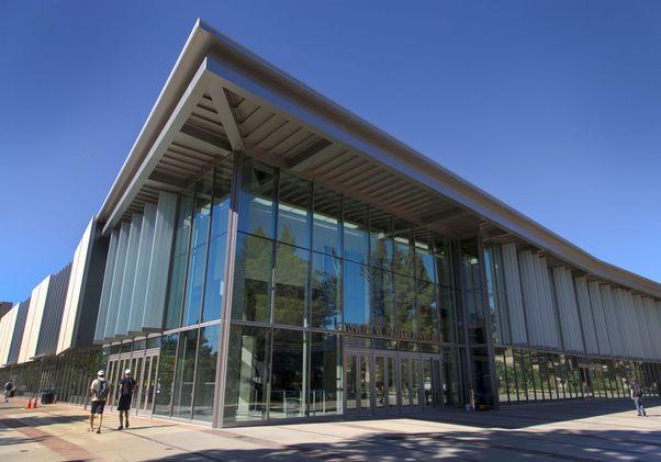 Pauley Pavilion exterior