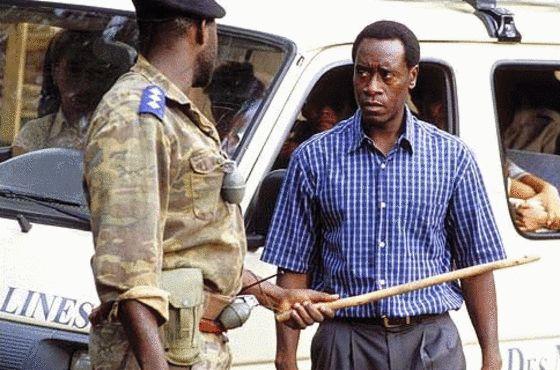 Still from 'Hotel Rwanda'