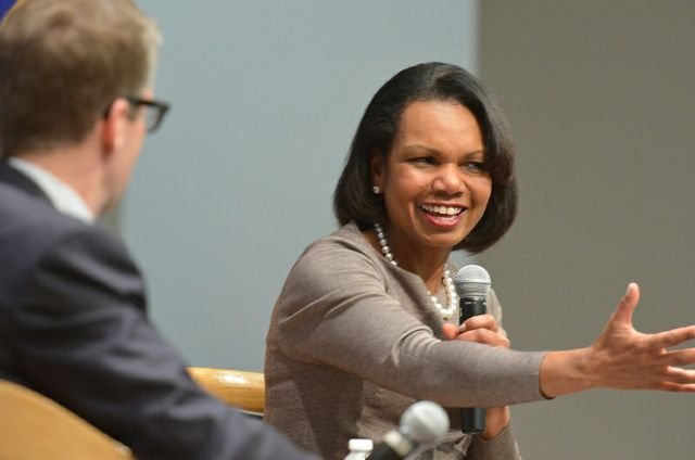 Condoleezza Rice at UCLA