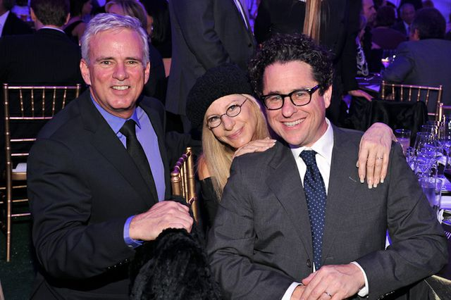MacDonald, Streisand and Abrams