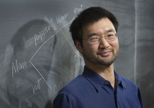 Michael Chwe at blackboard