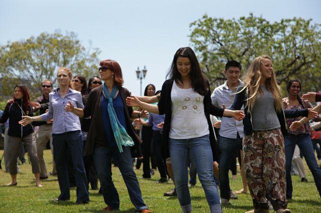 Instant recess at UCLA