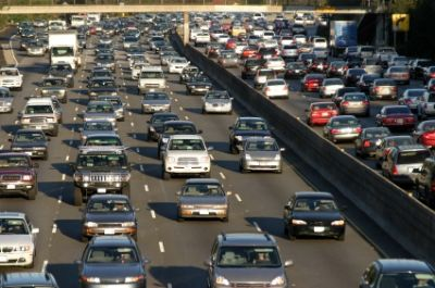 Traffic, air pollution and cholesterol