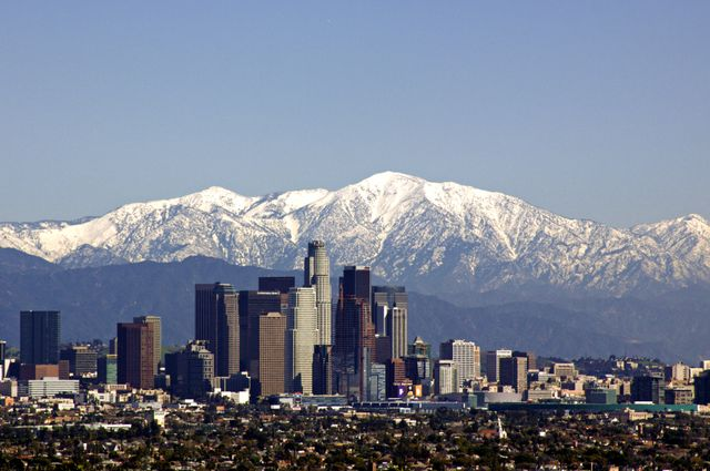 UCLA climate study predicts dramatic loss in local snowfall
