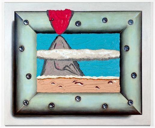 'my mountain touches her mountain'