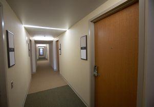 Sproul Landing corridor