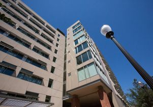 Click to open the large image: Sproul Cove residence hall