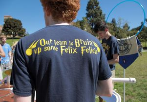 Click to open the large image: Quidditch club felix felicis