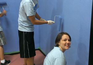 Click to open the large image: Volunteer Day 2013