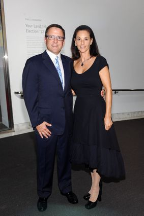 Anthony and Jeanne Pritzker