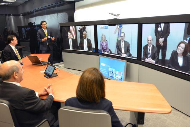 Lockheed Martin UCLA TeleHealth Suite