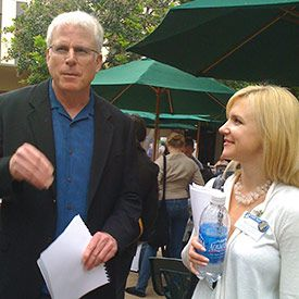 David Buss and Martie Haselton