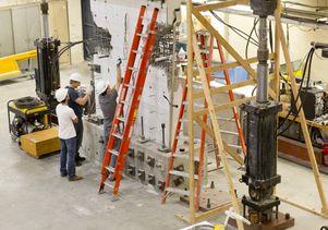 Wallace earthquake lab