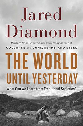 World Until Yesterday book cover