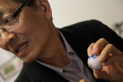 Wentai Liu - eyeball