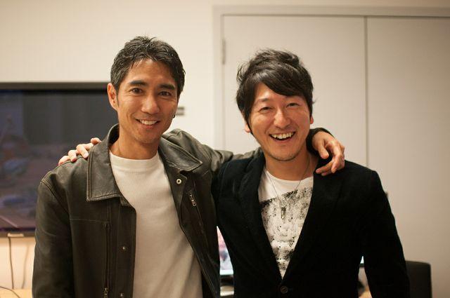 Yoh Kawano and Jun Hori