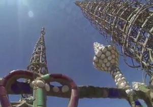 Click to open the large image: Watts Towers screenshot 7