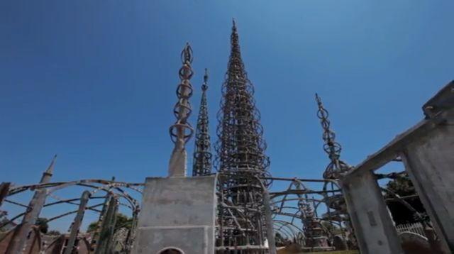 Watts Towers screenshot 5