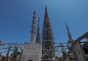 Click to open the large image: Watts Towers screenshot 5