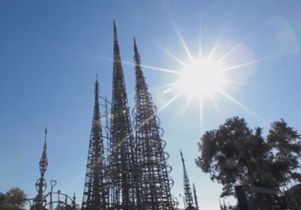 Click to open the large image: Watts Towers screenshot 4