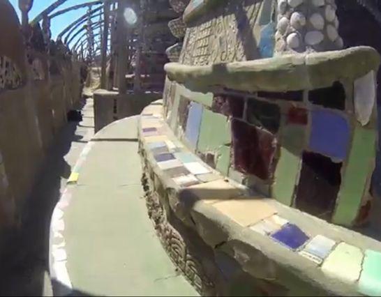 Watts Towers screenshot 2