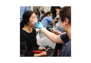 Woman being examined-small thumbnail