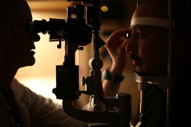 Care Harbor eye exam