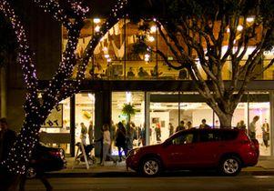 Arts ReSTORE after dark