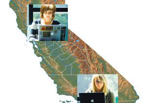 California online students