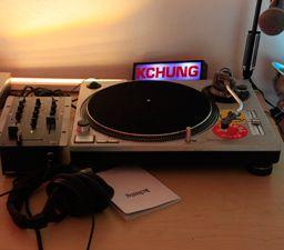 KChung turntable