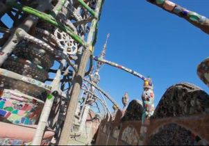 Click to open the large image: Watts Towers