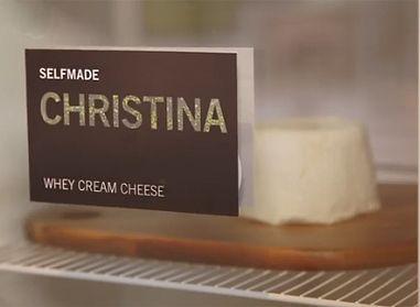 Christina cheese