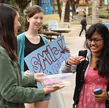 Free-cookies-on-Bruin-Walk