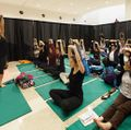 Out and About: Undergrads learn about whole-person healing