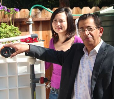 Yoram Cohen and Zita Yu
