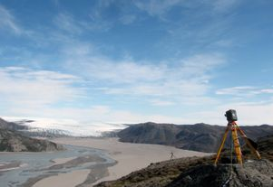 Greenland camera