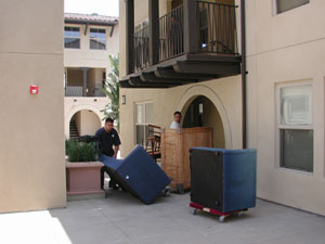 Studio Apartment Ucla grad students settle into new weyburn terrace | ucla