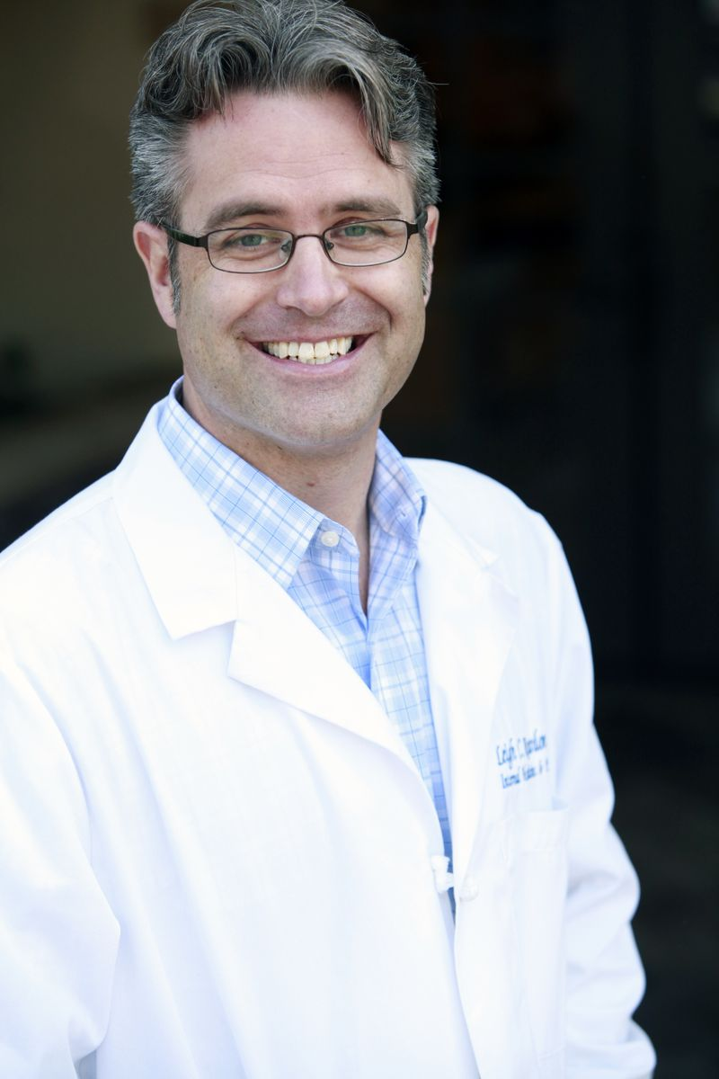 A UCLA doctor's journey from patient to physician | UCLA