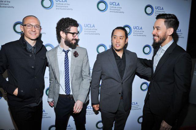 Linkin Park at IoES gala