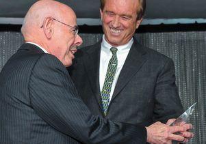Robert Kennedy Jr. and Henry Waxman