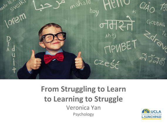 Veronica Yan presentation image