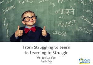 Click to open the large image: Veronica Yan presentation image