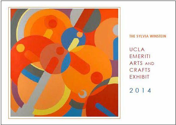 UCLA Emeriti Arts and Crafts Exhibition