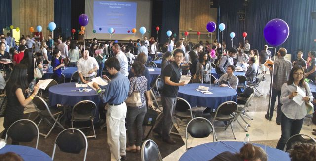 Master's and Ph.D. Career Conference