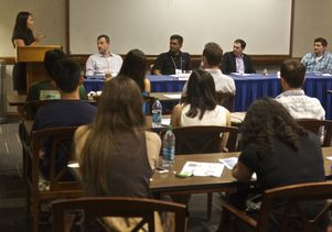 Master's and Ph.D. Career Conference 2014
